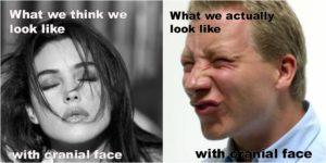 Cranial faces